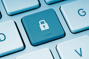 candado Politica de privacidad