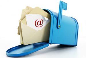 email comentarios y sugerencias